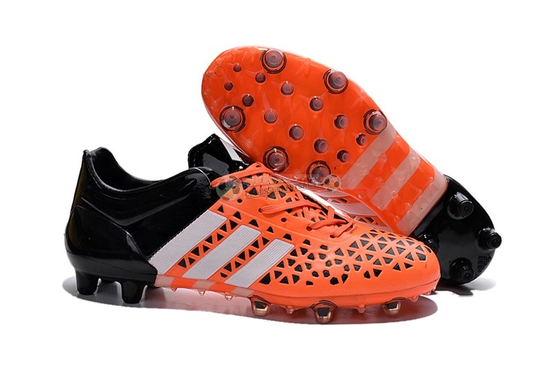 Adidas Ace 15.1 AG Orange Noir