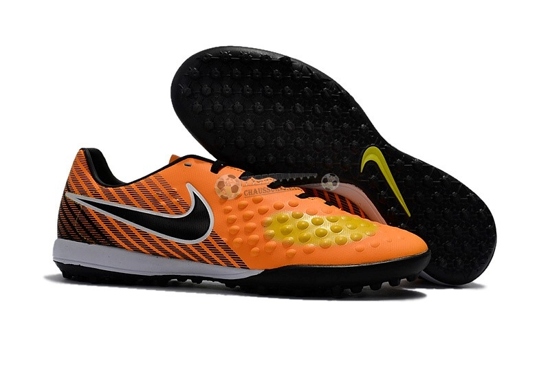 Nike Magista Orden II TF Orange Noir