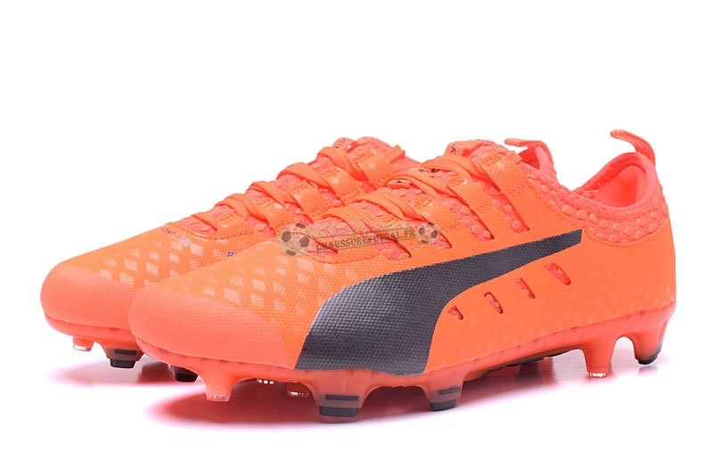 Puma evoPOWER Vigor 1 FG Orange