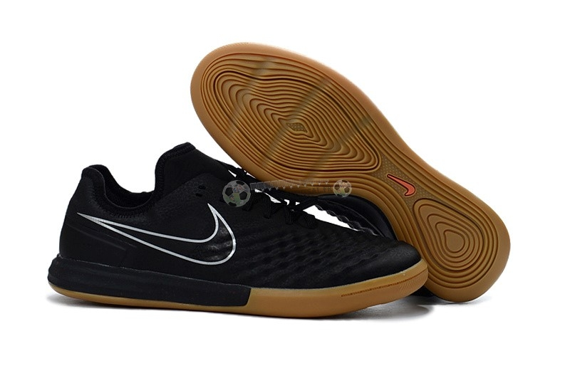 Nike MagistaX Finale II IC Marron Noir