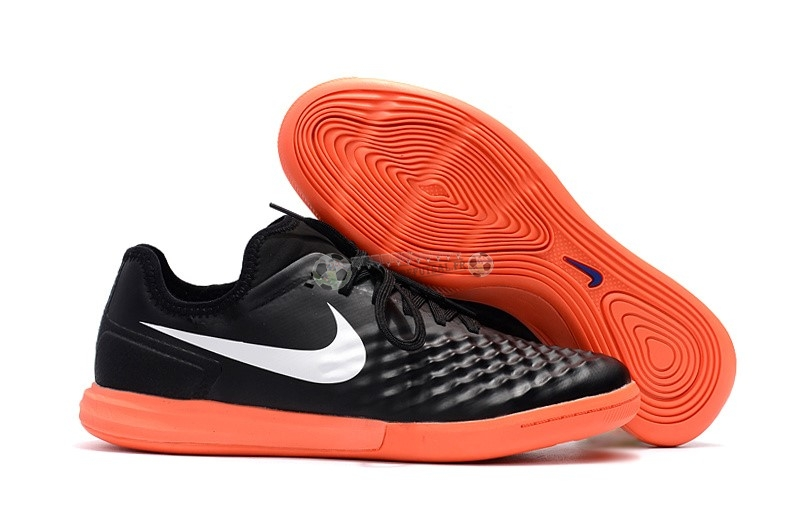 Nike MagistaX Finale II IC Orange Noir