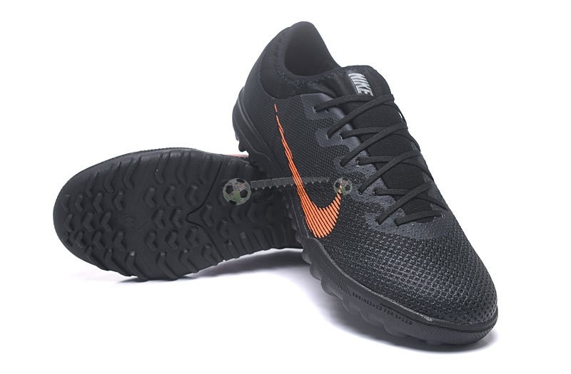 Nike Mercurial VaporX VII Pro TF Noir Orange