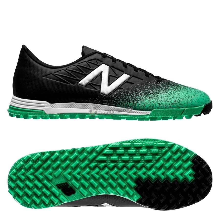 New Balance Furon 5.0 Dispatch Enfant TF Noir Vert