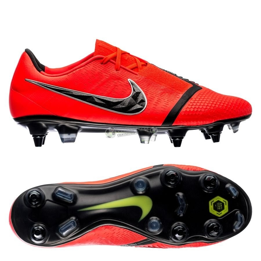 Nike Phantom Venom Elite SG PRO Game Over Noir Rouge