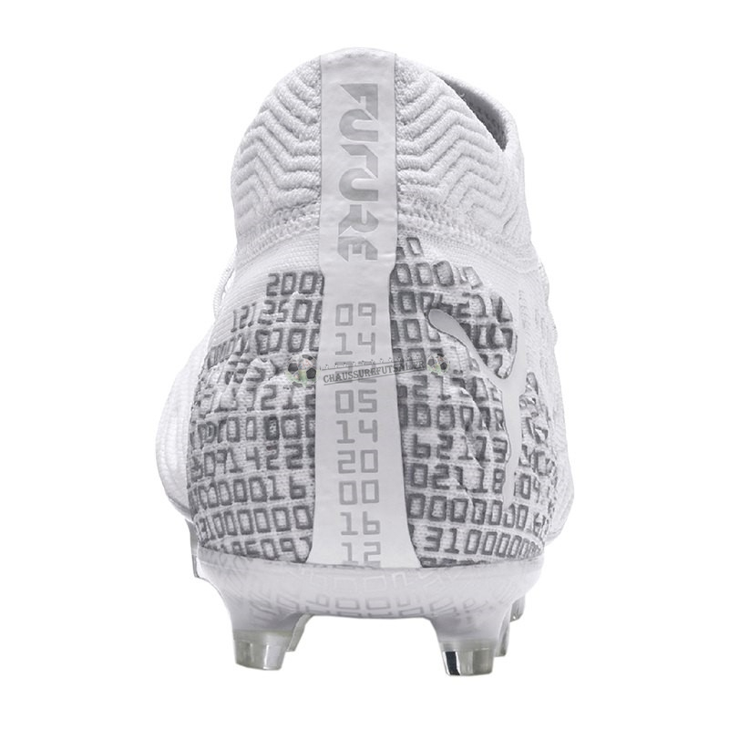 Puma Future 19.1 Limited Edition FG Blanc