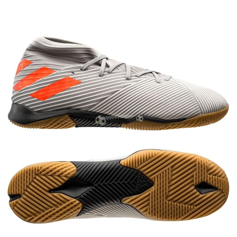 Adidas Nemeziz 19.3 IN Encryption Gris