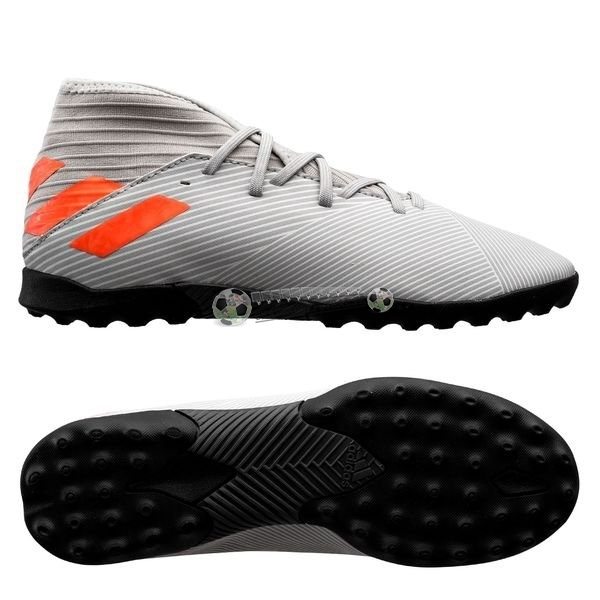 Adidas Nemeziz 19.3 TF Encryption Gris Orange