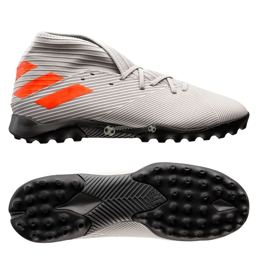 Adidas Nemeziz 19.3 TF Encryption Gris