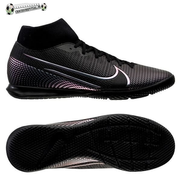 Nike Mercurial Superfly 7 Academy IC Noir